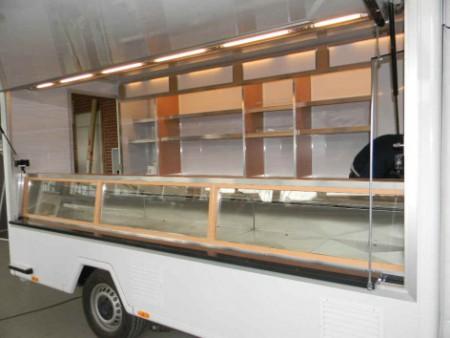 Kühltheke 3 Abteile